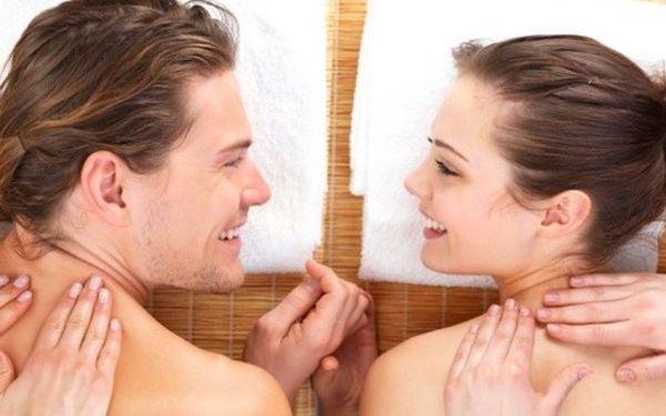 Relaxační aroma 60 min procedura pro dva 390 Kč!