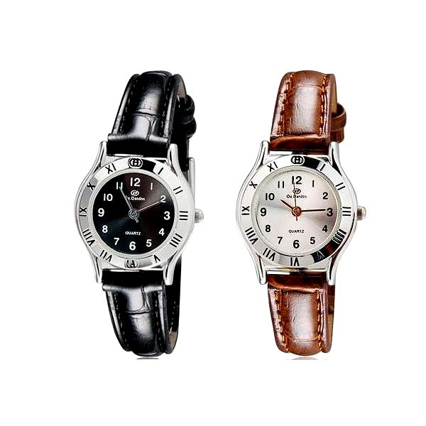 Dámské hodinky - 2 barvy a poštovné ZDARMA! - 31805242