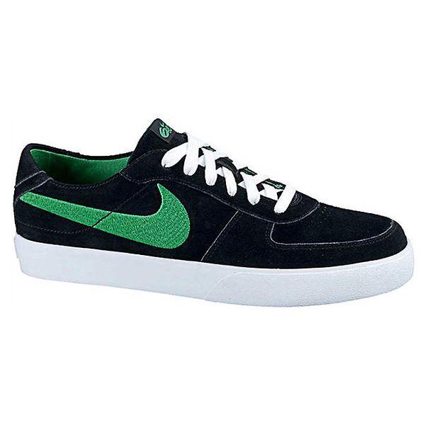 Pánské černo-zelené tenisky Nike