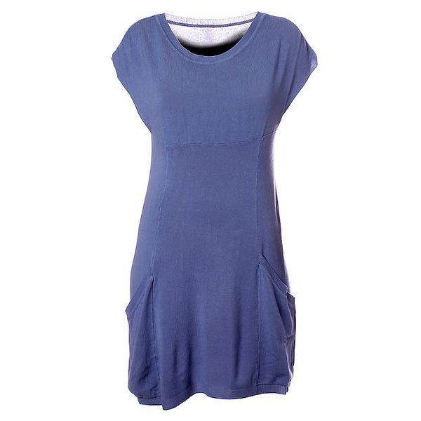 Dámské světle modré šaty Bleifrei