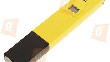 Digitální pH tester a poštovné ZDARMA! - 7105728