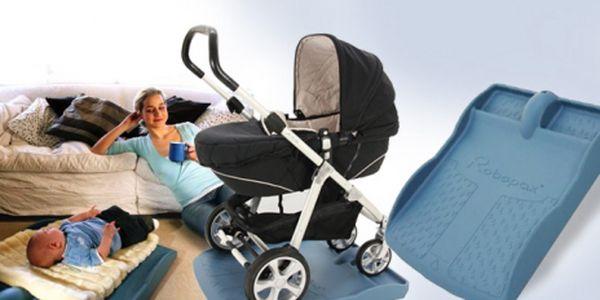 Plošinka ROBOPAX pro klidný spánek Vás i Vašeho miminka za úžasných 899 Kč včetně POŠTOVNÉHO! Už žádný zbytečný pláč a probdělé noci! Maminky pozor - super sleva 57 %!