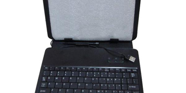 Pouzdro na tablet s USB klávesnicí pro 8″ tablety a poštovné ZDARMA! - 32205697