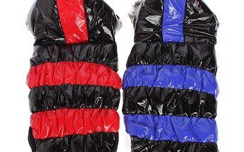 Psí bunda s kapucí - ve 2 barvách a poštovné ZDARMA! - 31905740