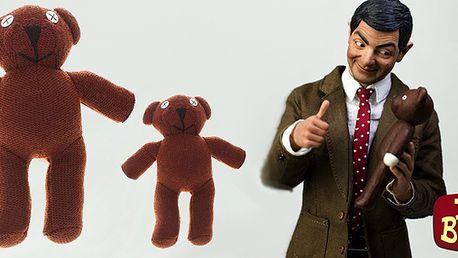 Jen 109 Kč za krásnou hračku TEDDY BEAR MR. BEANA. Udělejte radost svým ratolestem a kupte jim k Vánocům legendárního medvídka. Úsměvy a radost vašich dětí Vám zpříjemní svátky.