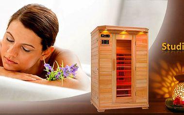 Potící a detoxikační kúra spojená s relaxací! 5x potící kúra v InfraKabině a relaxační či klasická masáž nohou, plosek a hýždí! Dopřejte svému tělu to co potřebuje!