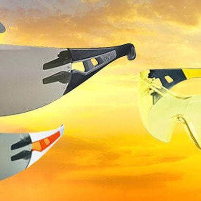Uvex - okuliare športového designu vhodné na šport a pre vodičov