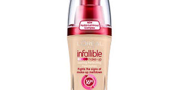 Infallible 120 Vanilla 30ml - tekutý make-up