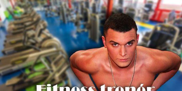 10 tréninků s fitness trenérem za 2250 Kč!