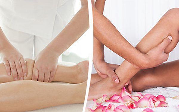 Balíček 3 ručních lymfatických masáží v délce 60 minut
