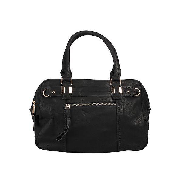 Dámská černá kabelka do ruky Dudlin