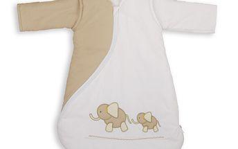 Anti-alergenní spací vak sloník 2,5 TOG 55cm