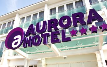 Hotel Aurora**** Miskolctapolca