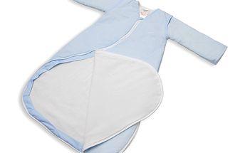 Anti-alergenní spací vak modrý 1,0 TOG 55cm