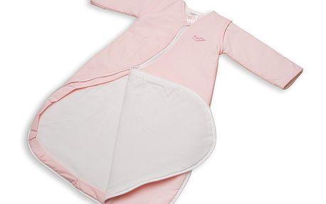 Anti-alergenní spací vak růžový 1,0 TOG 90cm