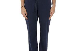 Pánské tmavě modré pyžamové kalhoty Ralph Lauren
