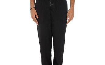 Pánské černé pyžamové kalhoty s gumou v pase Ralph Lauren