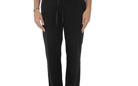 Pánské černé pyžamové kalhoty Ralph Lauren