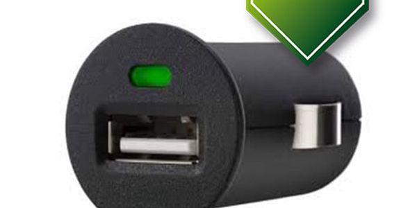 Mikro USB autonabíječka - 1000mA a poštovné ZDARMA! - 31805764