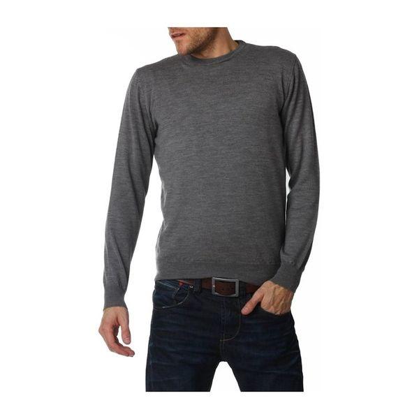Pánský svetr Guess světle šedý