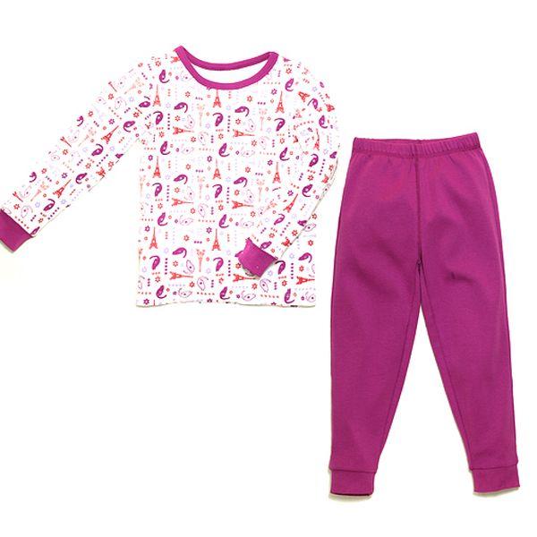 Dívčí pyžamo Paris