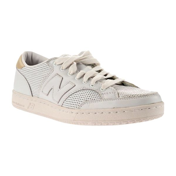 Pánské boty New Balance bílé
