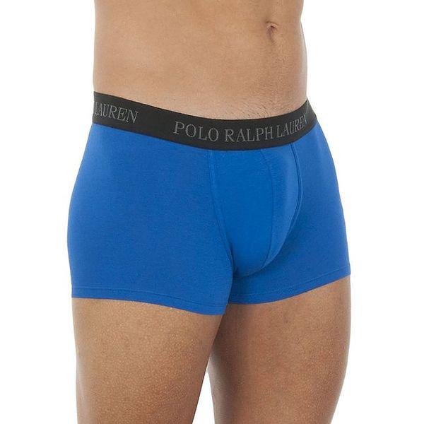 Pánské modré boxerky Ralph Lauren
