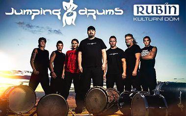 Bubnová show Jumping Drums