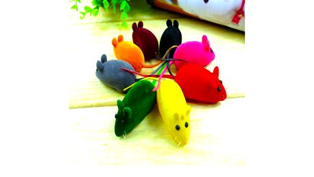 Hrací myš pro kočky i psy a poštovné ZDARMA! - 31902902