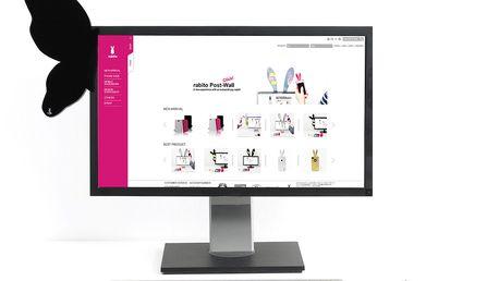 Post-Wall Butterfly sticker na počítač