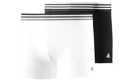 adidas ESS BOXER 2 PACK S