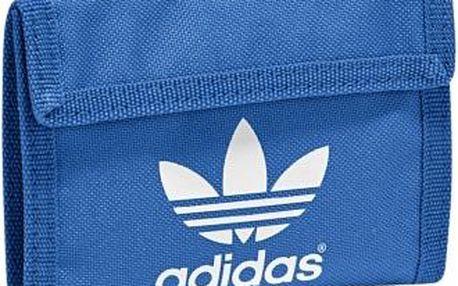 adidas AC WALLET CLASSIC modrá