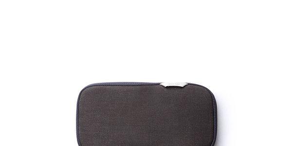Kapsa na dokumenty Pocket 100, charcoal