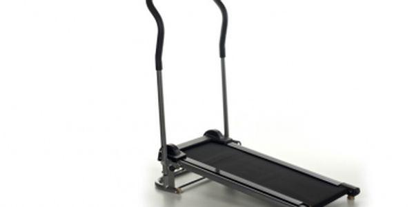Dostaňte se do formy s tímto moderním skládacím běhacím pásem zlevněným o více než polovinu! Pouze pár dní ve slevě!!