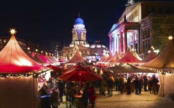 Adventní zájezd na vánoční trhy ve Vídni - na výběr 9 termínů a odjezd z BRATISLAVY