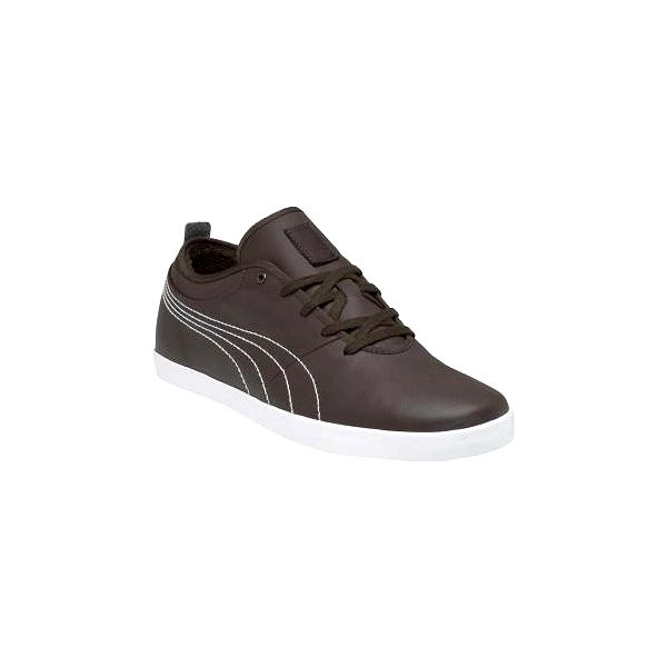 Puma ELSU WINTER hnědá EUR 42.5 (8.5 UK)