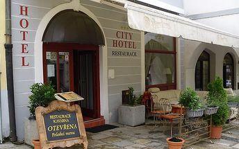 Hotel City Písek