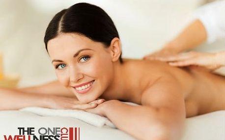 Detoxikační ruční lymfatická masáž se slevou 70%