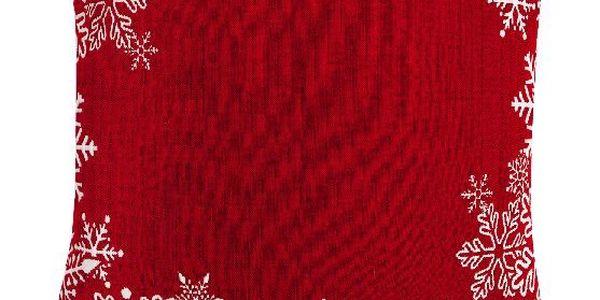 Povlak na polštář Vánoční sen