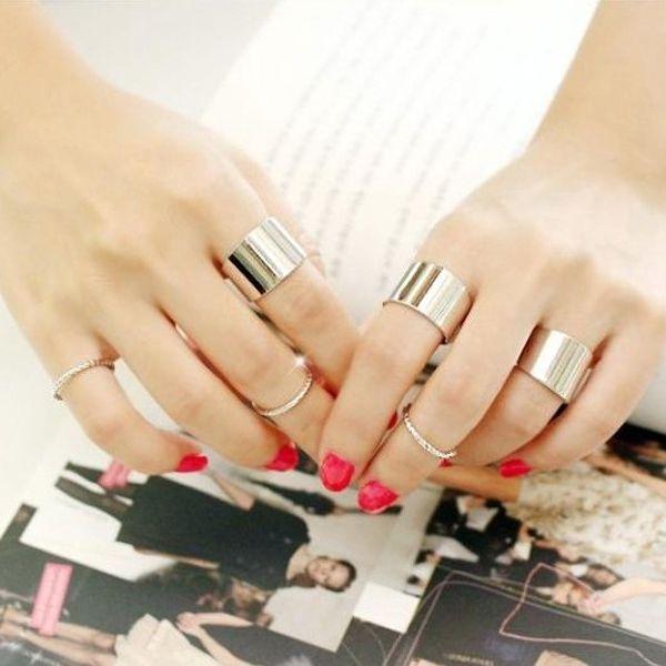 3 kusy prstýnků a poštovné ZDARMA! - 31805814