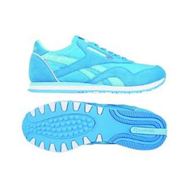 Dámská fashion obuv - Reebok CL NYLON SLIM ideální pro volný čas