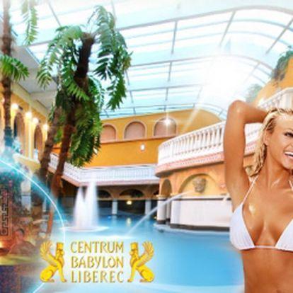 Hotel Babylon**** exkluzivně nabízí dva dny se SNÍDANÍ a neomezeným AQUAPARKEM jen za 2990 Kč PRO DVA! POZOR, navíc ZDARMA druhý pobyt pro dva v hotelu sítě BHC!