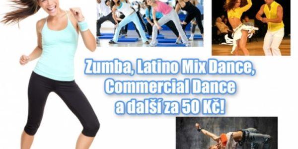 ZUMBA, Latin Mix Dance, Commercial dance, Port de bras a další cvičení v ENERGY Fitness studiu na P-3!!! Možnost i cvičení pro děti a maminky s dětmi!!!
