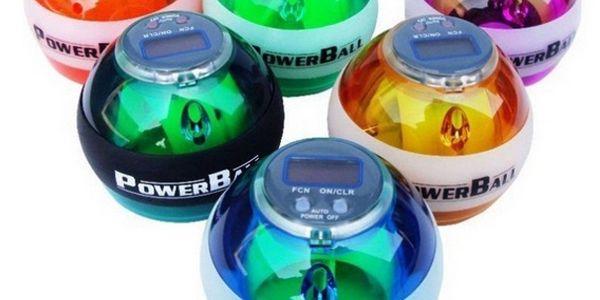 PowerBall s počítadlem - v 5 barvách a poštovné ZDARMA! - 32205835