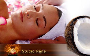 Spojení krásy a odpočinku! Antistresová a relaxační Indická masáž hlavy a dokonalý pečující Kokosový nebo kávový peeling ze 100% přírodních složek! Balíček vhodný pro ženy i muže!