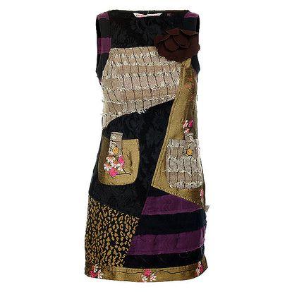 Dámské krátké pouzdrové šaty Savage Culture