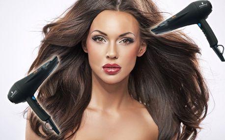 Vlasový balíček se střihem, trendy finálním stylingem, foukanou a mytím