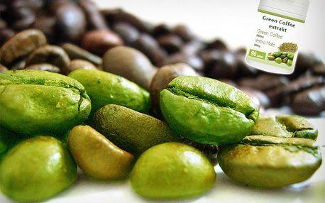 Green Coffee Beans 5000mg - 90 tabliet na chudnutie, balenie na 3 mesiace. Najsilnejší extrakt na trhu.