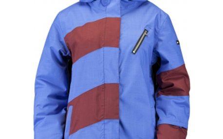 Dámská bunda na snowboard - Ride MAGNOLIA fialová L