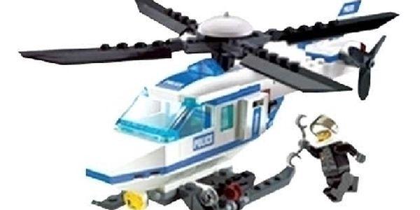 Bezva dárek pro vaše děti ! Policejní vrtulník vč. postovného za neuvěřitelnou cenu 99 Kč !